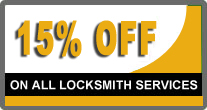 Tacoma 15% OFF On All Locksmith Services